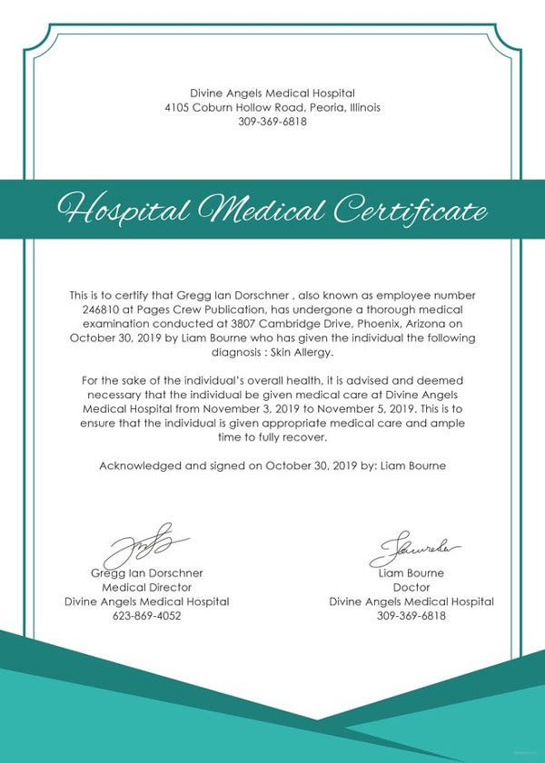 hospital-medical-certificate-template