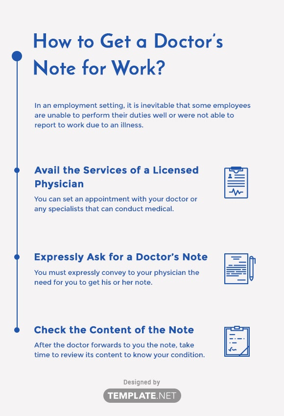 how to get a doctor's note for work1