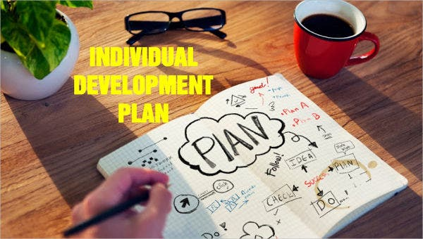 individual development plan templates