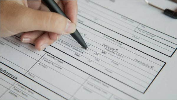 job order forms