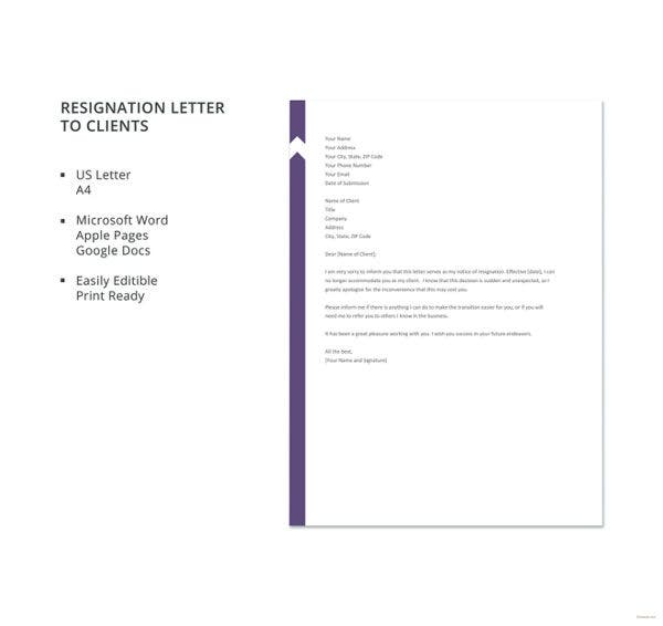 last-minute-resignation-letter-to-client-template