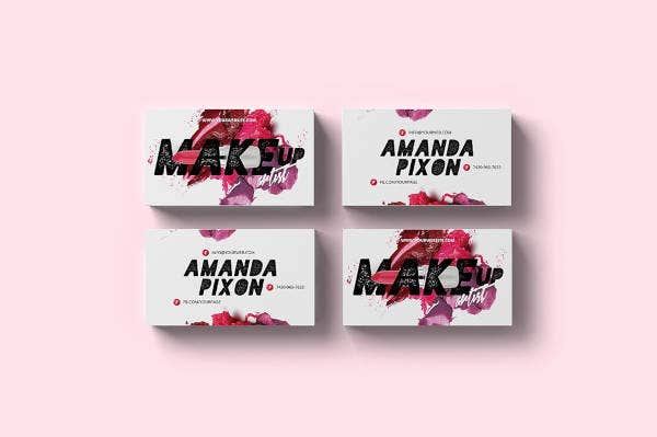 make-up-artist-business-card-font