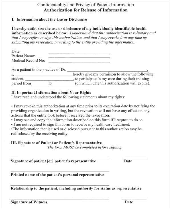 privacy contract template - 38 agreement form samples free premium templates