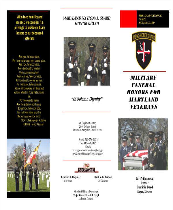 military obituary