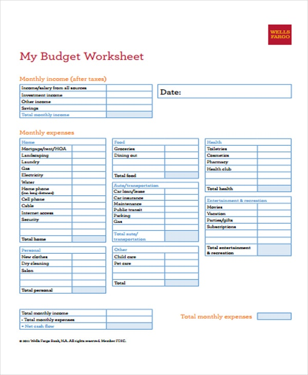 32  expense sheet templates in pdf