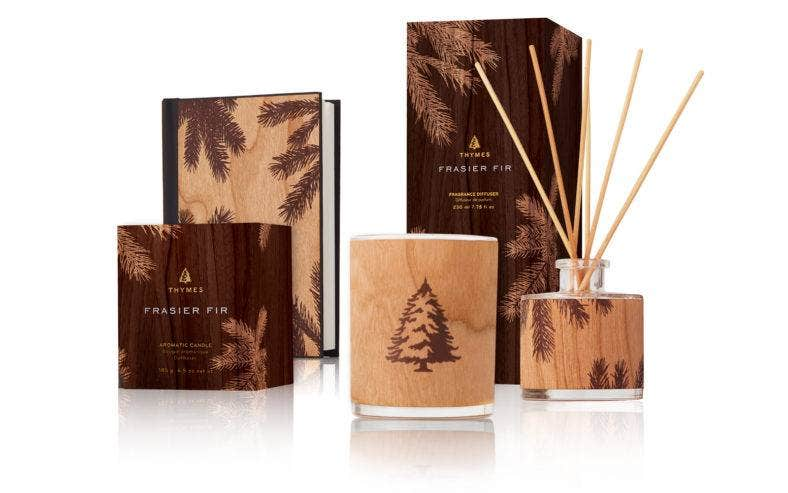 Frasier Fir Northwood Products Packaging