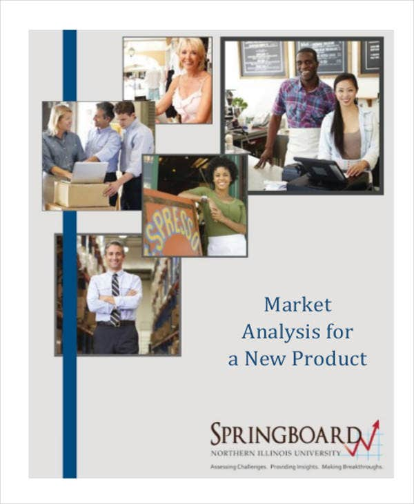 new product market analysis