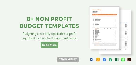 nonprofitbudgettemplates