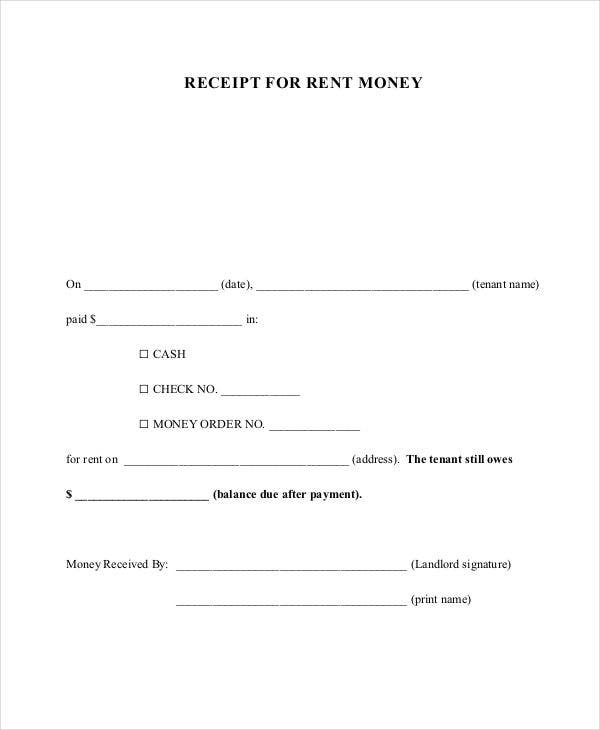 payment invoice for rent1