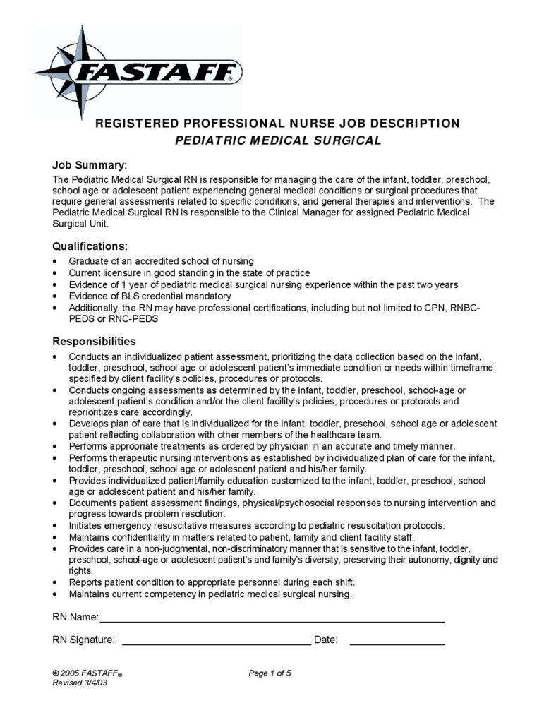 8+ Job Description Templates You Can Use for Job Adverts