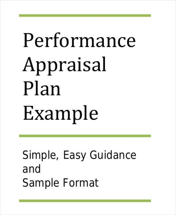 10  performance action plan templates