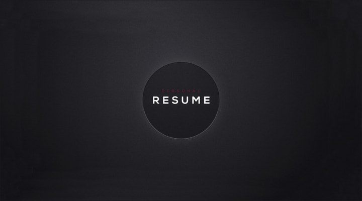 personal-resume