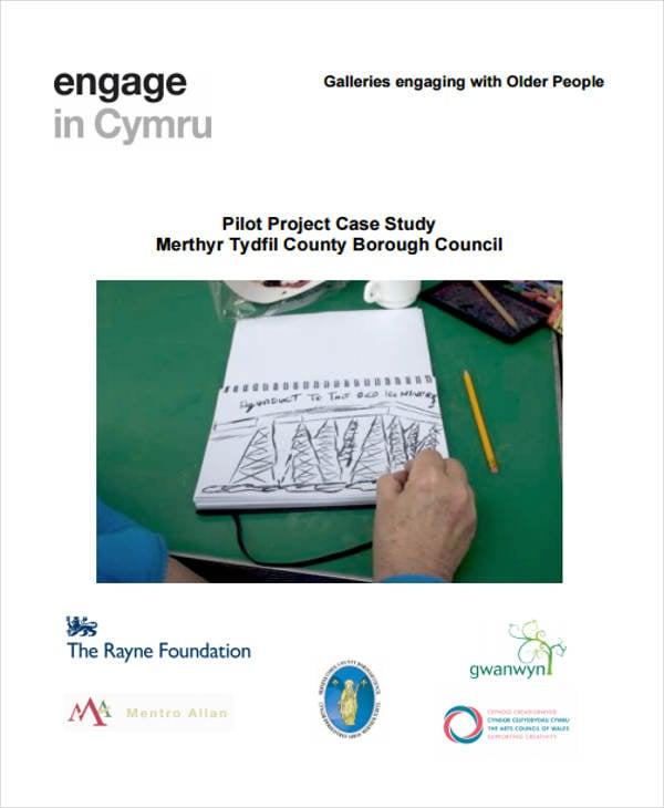 pilot project case study