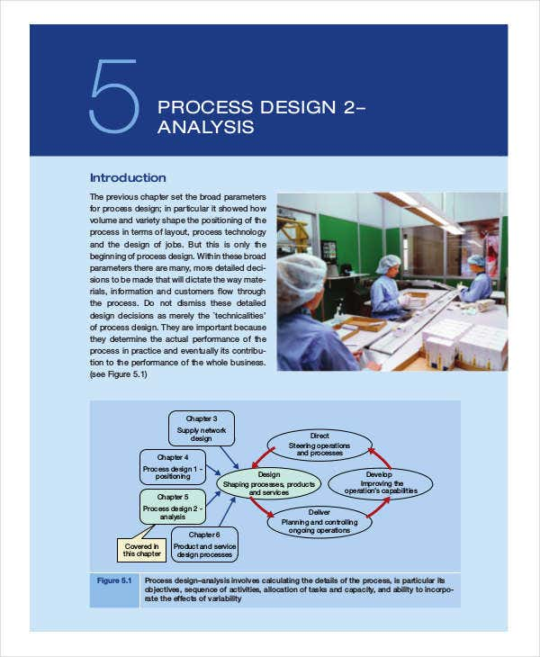 process design analysis