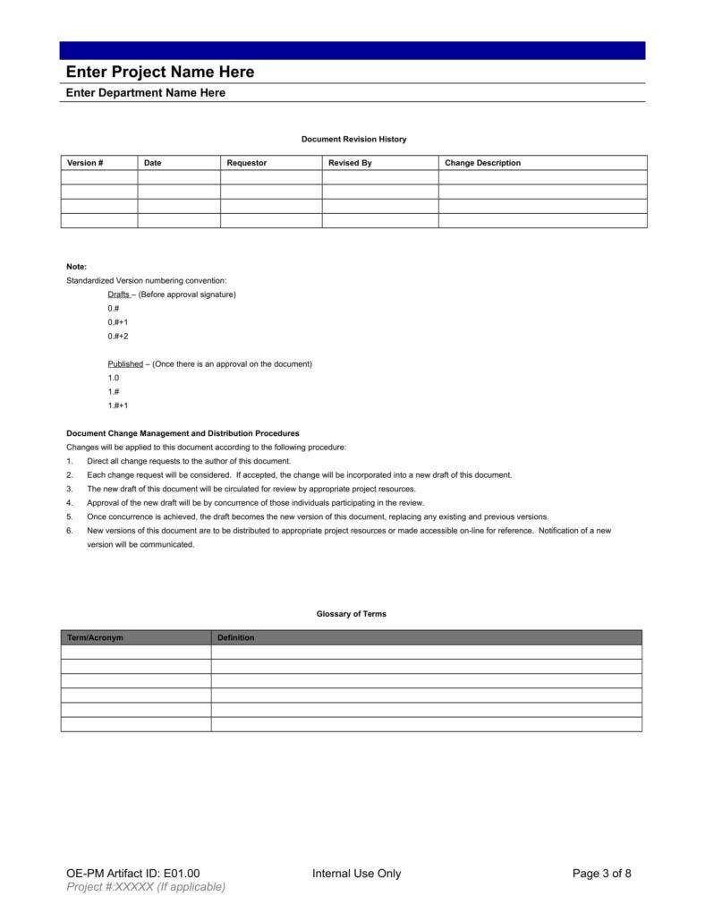 project implementation plan free word download 3 788x1020