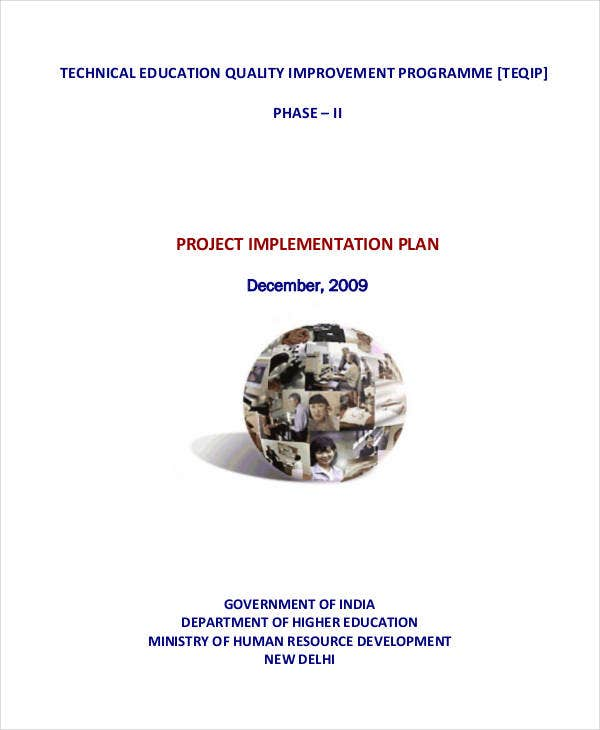 project implementation plan2