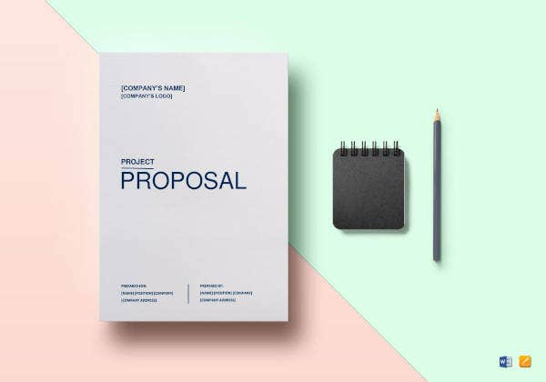 project proposal template4