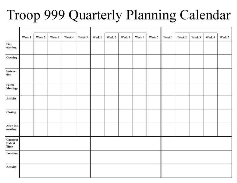 9+ Calendar Templates For Business Marketing | Free & Premium