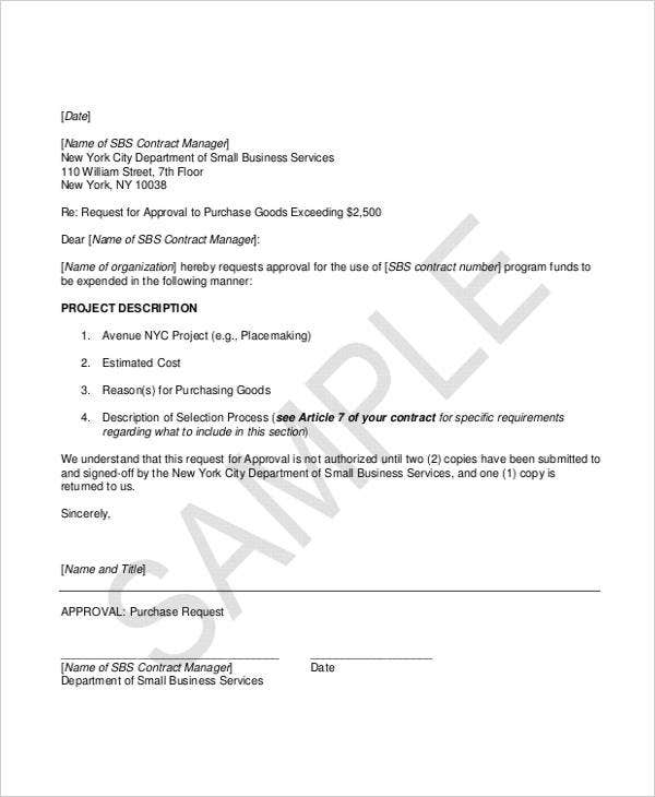 Exceptional Letter Of Purchase Request Regard To Purchase Requisition Letter