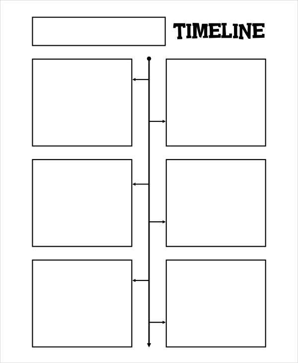 Vertical Timeline Templates - 5+ Free Samples, Examples Format ...