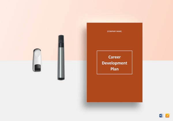 simple-career-development-plan-template