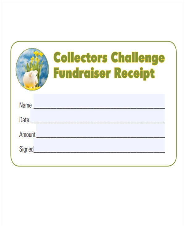 sample fundraiser