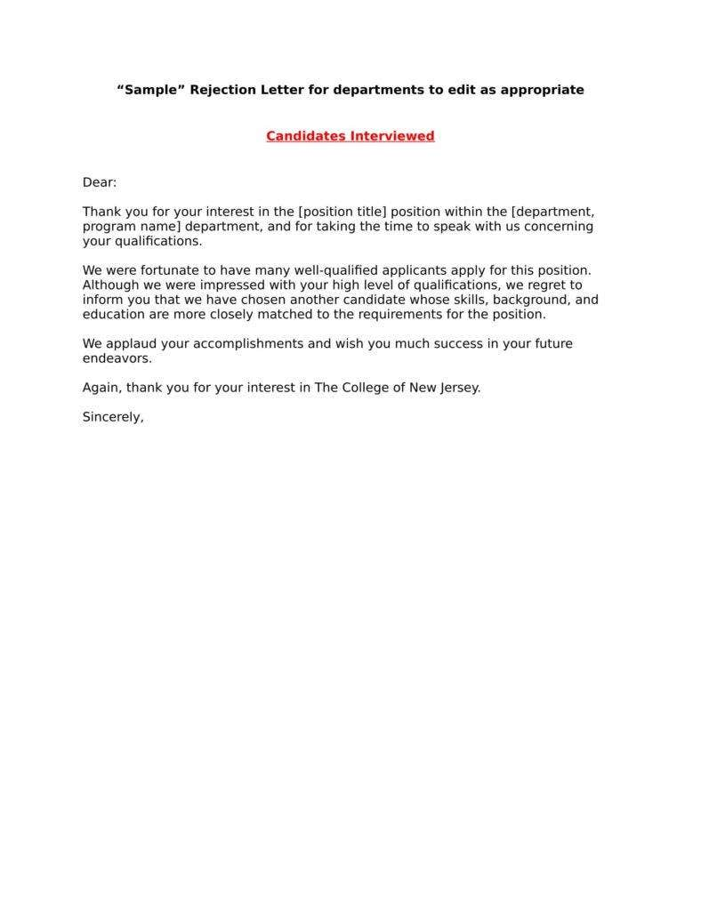 sample-rejection-letter-candidates-interviewed-1
