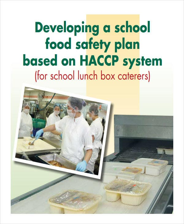 school food safety plan1