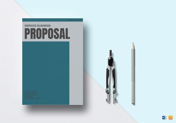 service-business-proposal-template