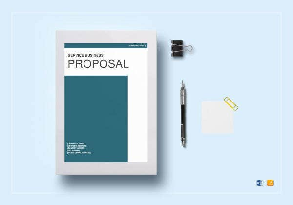 service-business-proposal