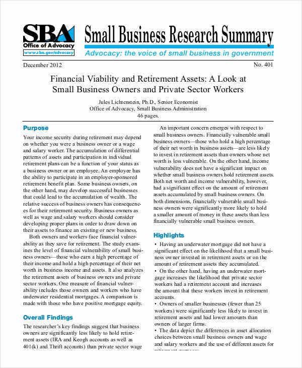 small business research paper1