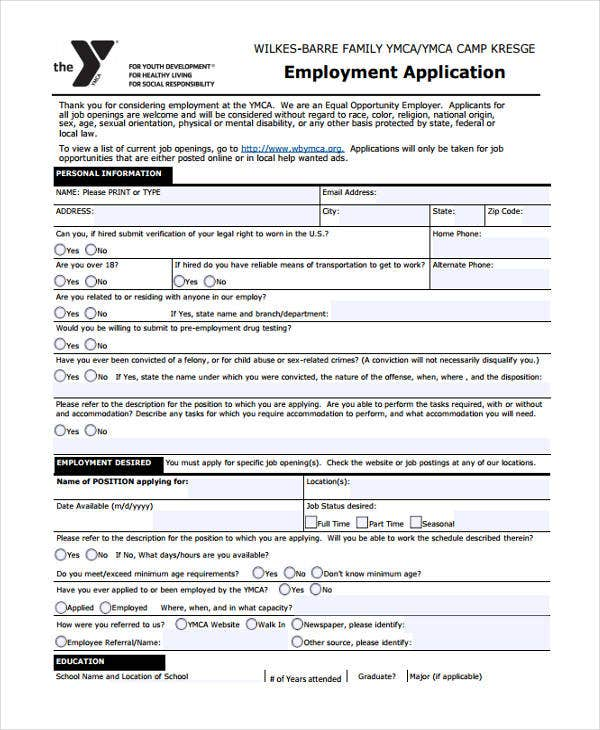 soccer master job application