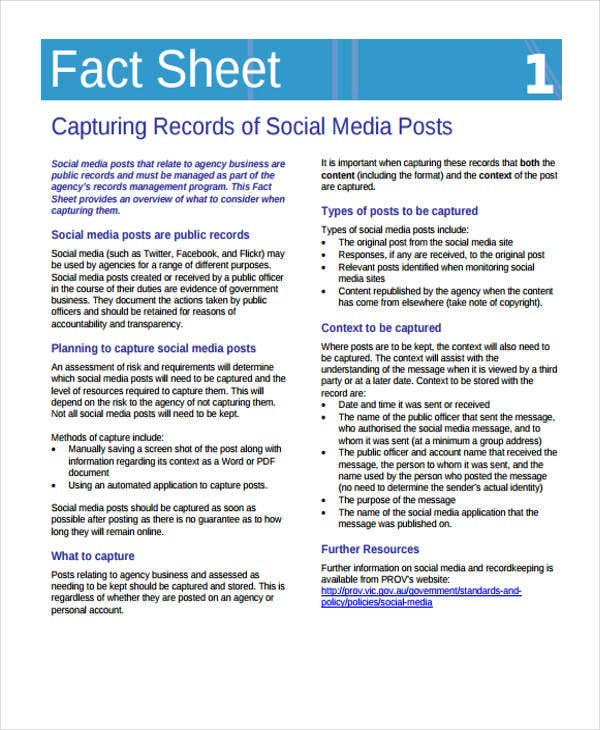 32 fact sheet templates in pdf free premium templates provc details file format pronofoot35fo Choice Image