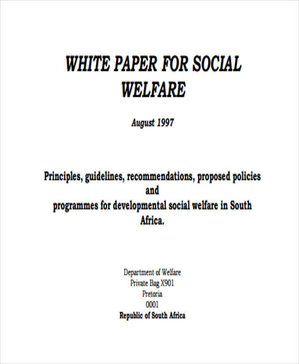 social welfare essay Read this social issues essay and over 88,000 other research documents social welfare programs i introduction it can be said that the status of modern america is where it stands now on account of.