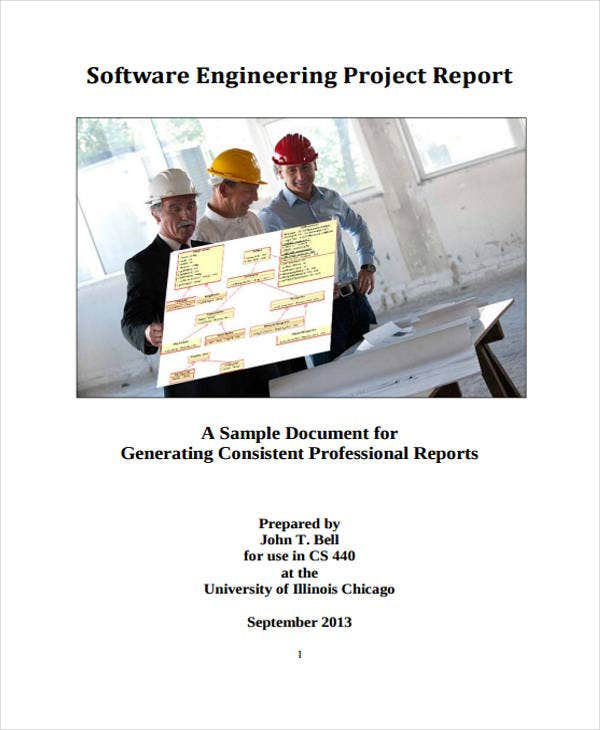 software engineering project report3