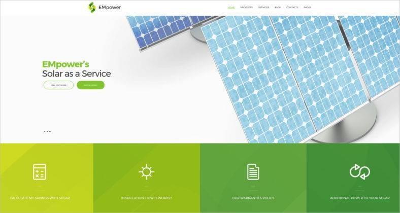 solar-renewable-energy-wordpress-theme