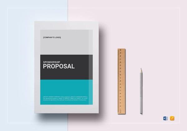 sponsorship-proposal-word-template
