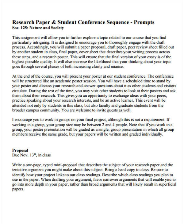 APA Sample Paper // Purdue Writing Lab