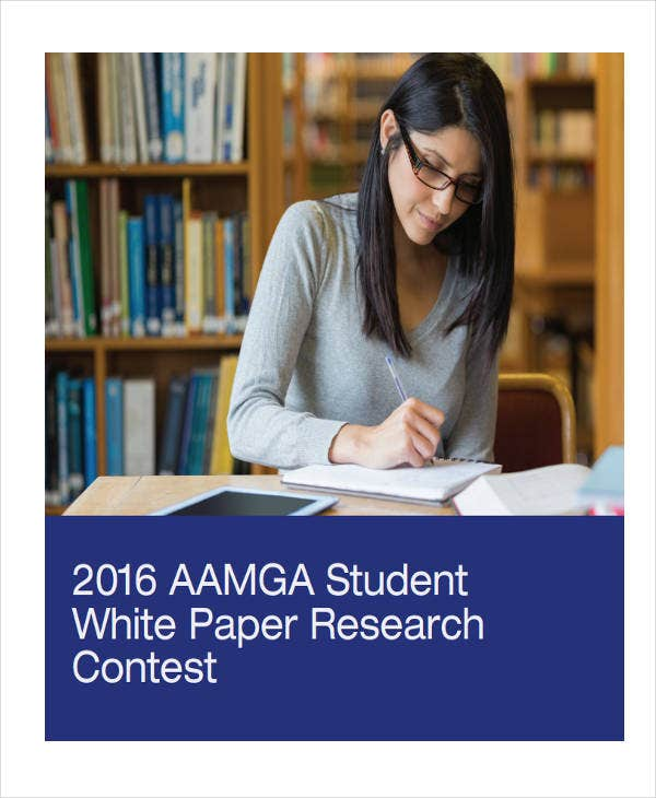 student research white paper
