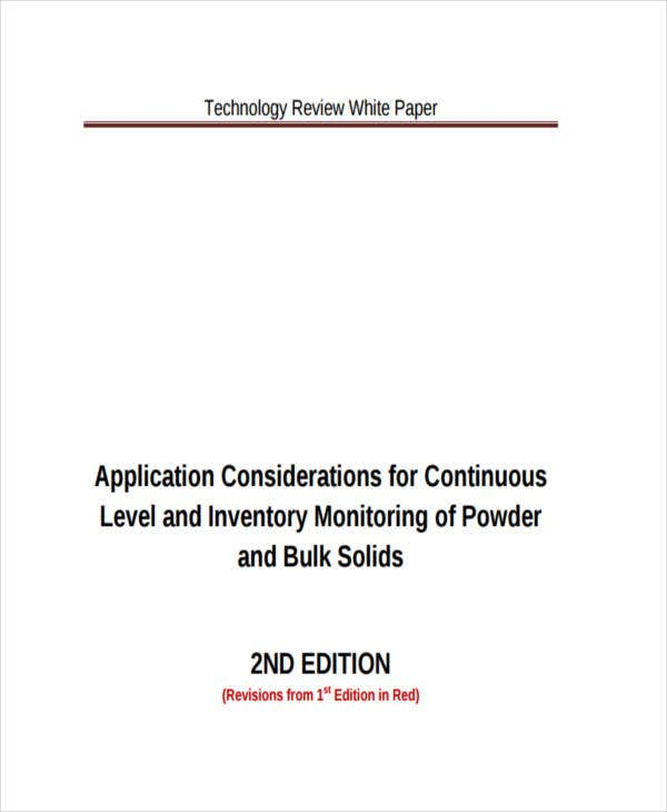 technology review white paper1