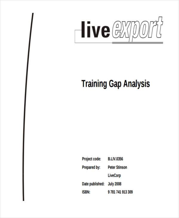 training project