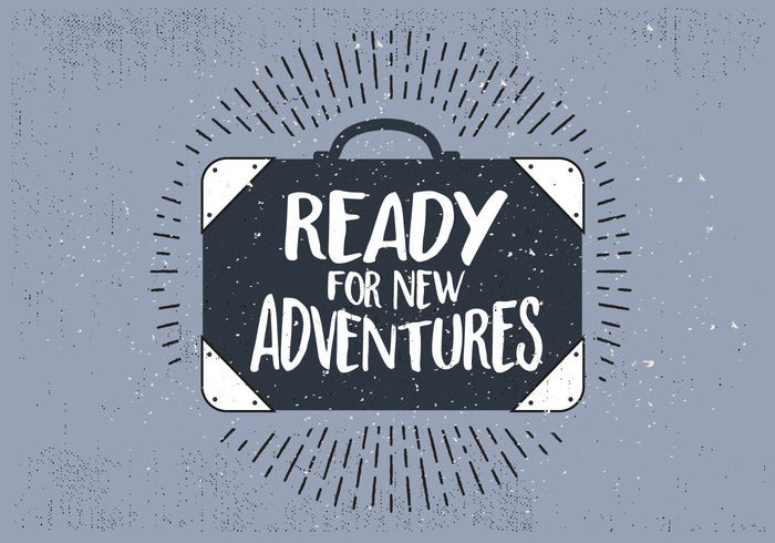 Ready fro New Adventures