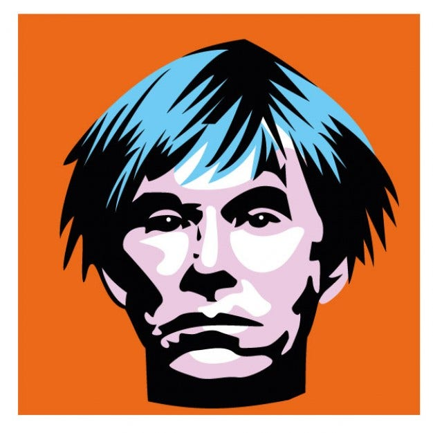 Andy Warhol Art Pop