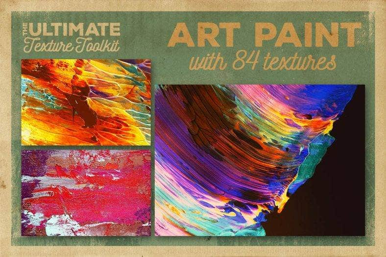 Art Paint Texture Toolkit