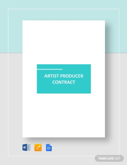 artist producer
