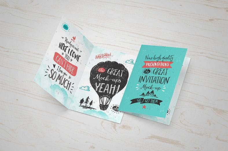 awesome invitation card 788x525