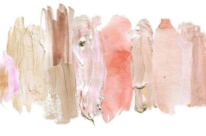 Blush Powder Textures