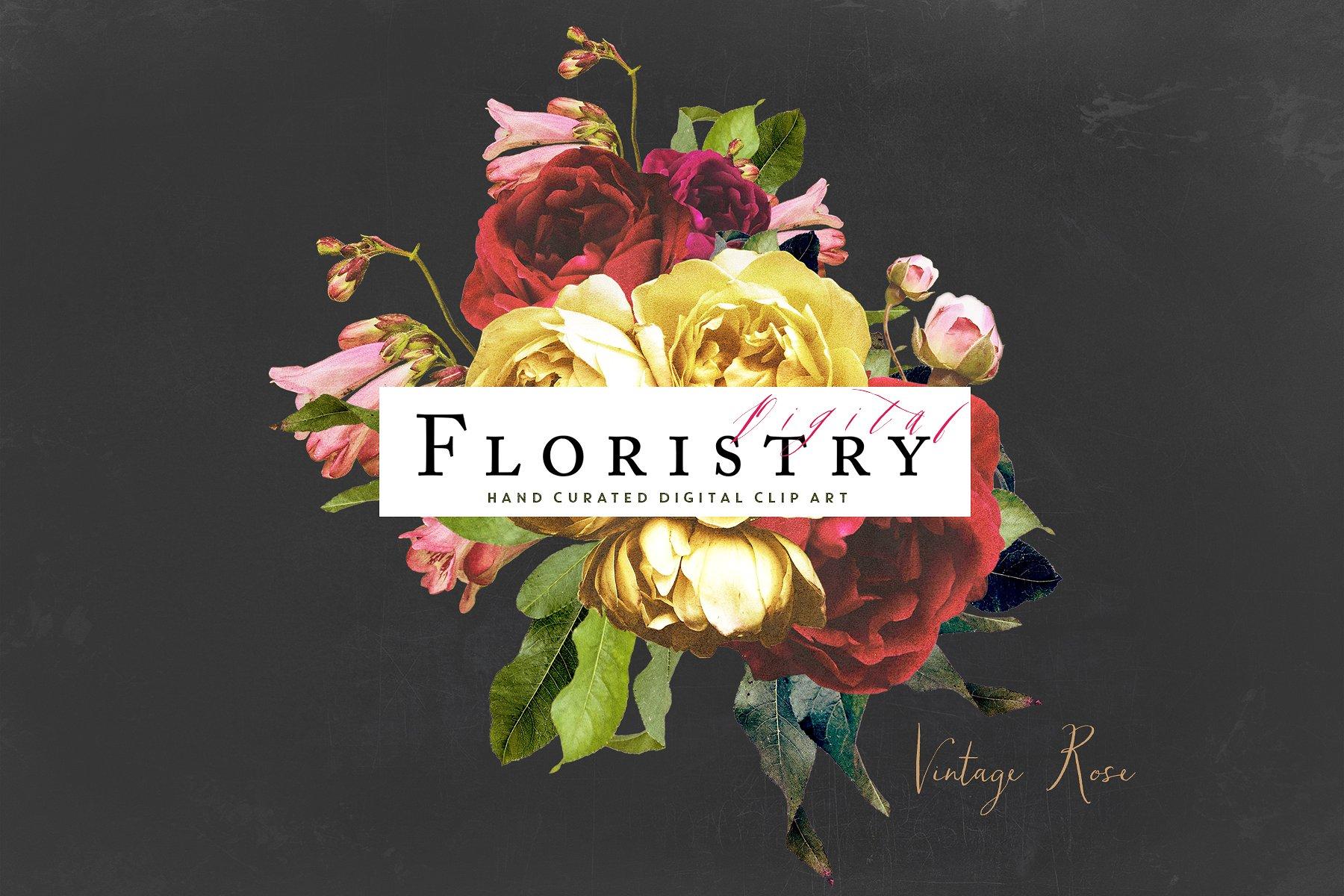 floristry clip art
