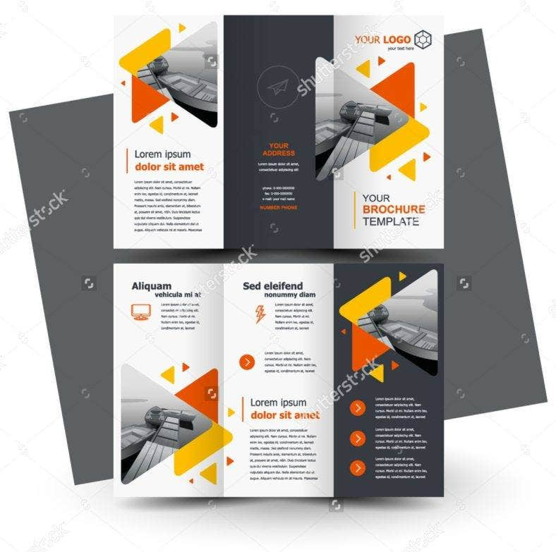 Creative Brochure Design Templates: 11+ Creative Brochure Designs
