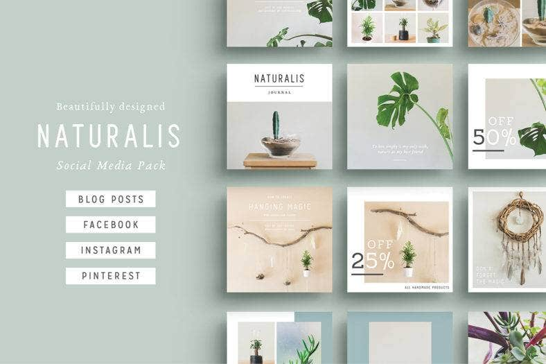 Social Media Kit Templates Free Premium Templates - Social media post template